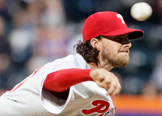 Philadelphia Phillies hurler Aaron Nola put together another strong outing