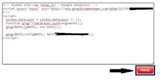 Cara Mengatasi Tidak Bisa Simpan Kode Script di HTML Blogger | Cara Parse Kode Script
