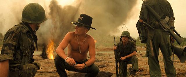 "Robert Duvall em ""Apocalypse Now"""