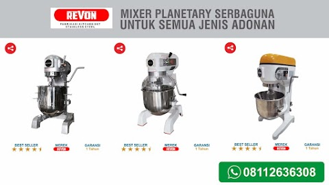 Mixer Plenatry Untuk Kue dan Roti
