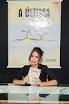Escritora de Novo Oriente lança livro em São Paulo e pede apoio para realizar distribuição de livro