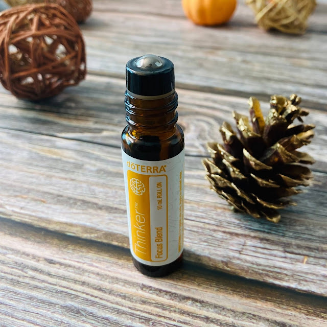 Doterra Think essential oil