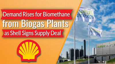 Demand Rises for Biomethane from Biogas Plants