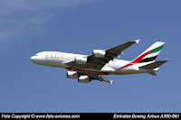 Airbus A380 / A6-EEE