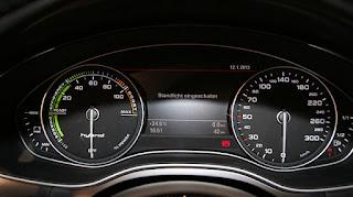 Speedometer Audi A6
