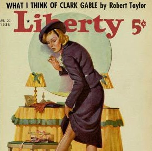 Liberty Magazine Cover