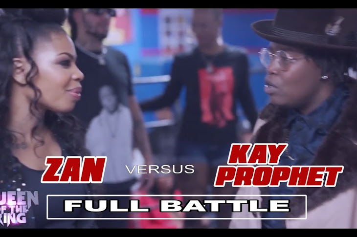 Queen Of The Ring Presents: Zan vs Kay Prophet