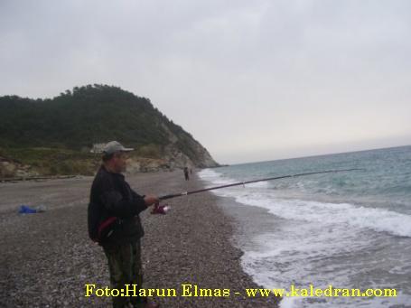 amatör balıkçılık