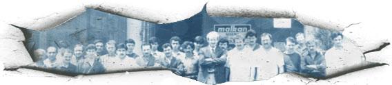 Hình thành và phát triển của Malkan