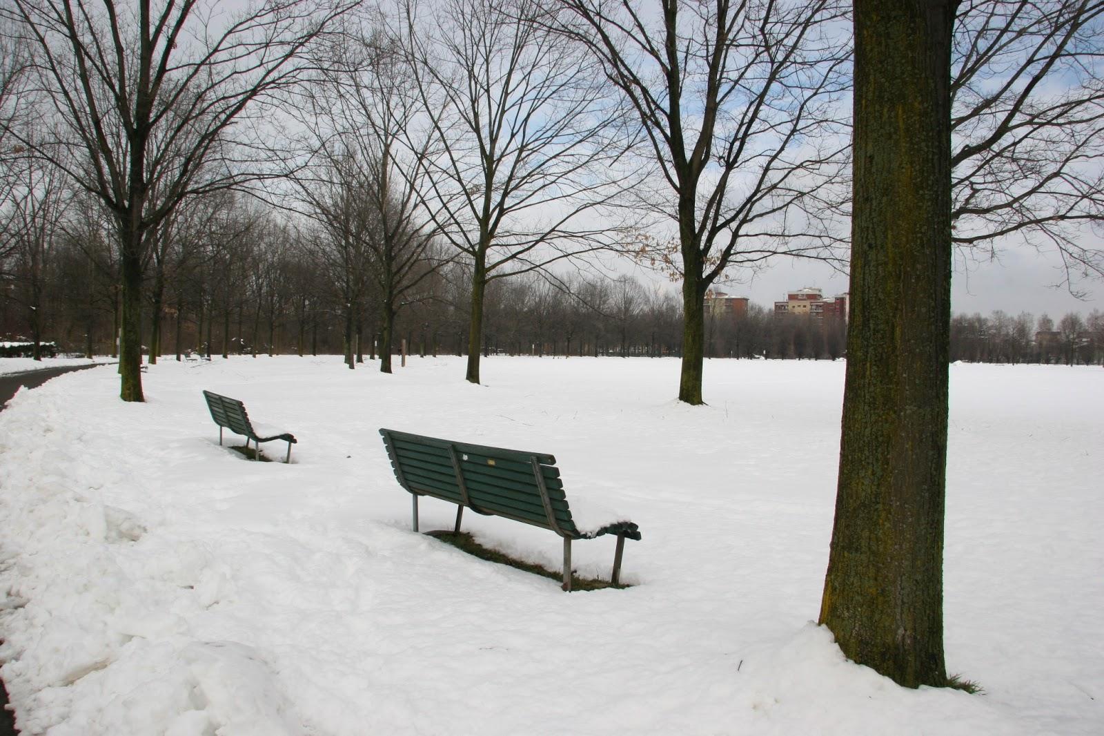 Panchina Con Neve Panchina Con Neve Di Sera Doo Le 18 Alepal60