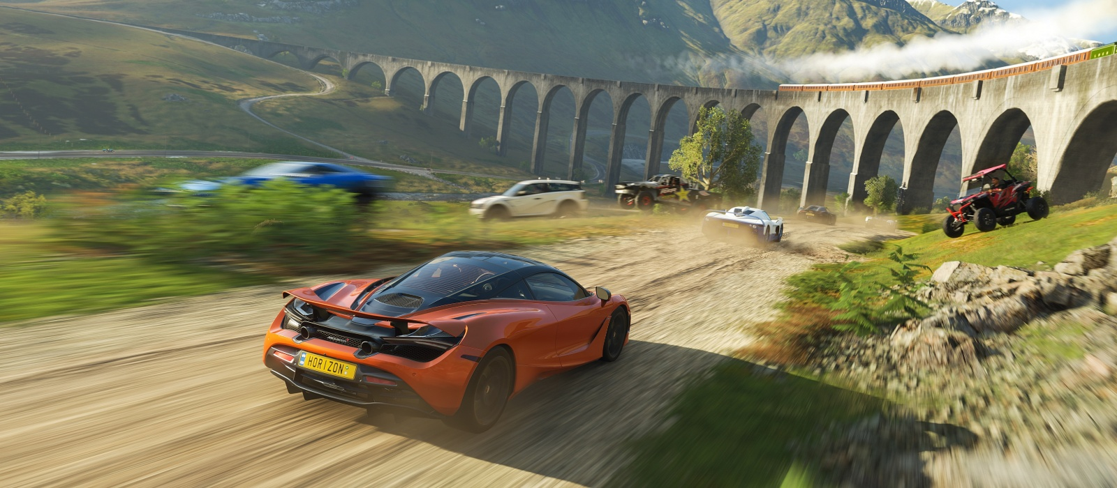 Map of all rarities in Forza Horizon 4. Where are they and how to find all rarities