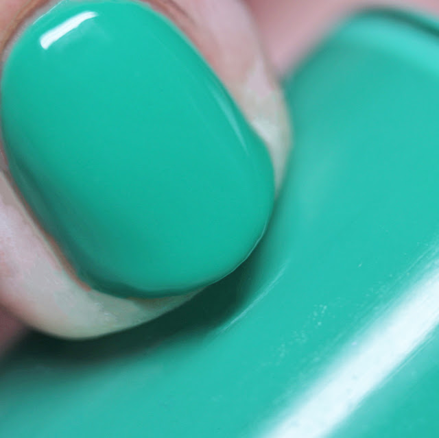 Anchor & Heart Lacquer Jade