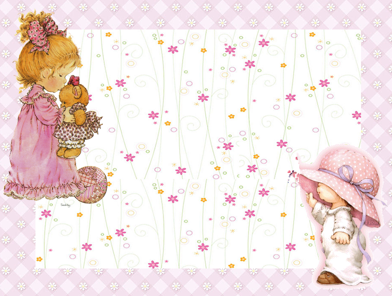 Precious Moments Girls: Free Printable Kit. | Oh My Fiesta! in english