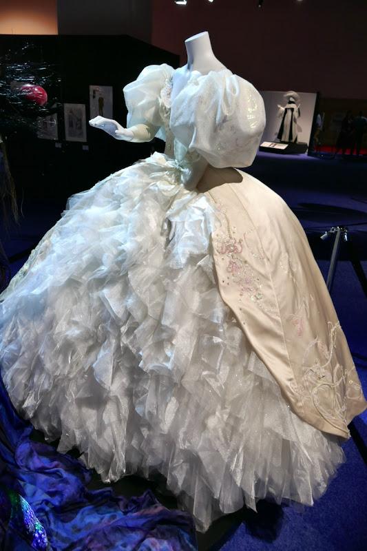 Amy Adams Enchanted Giselle film costume