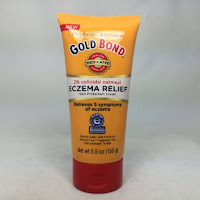 gold bond skin protection cream with colloidal oatmeal for eczema relief and dry elbows