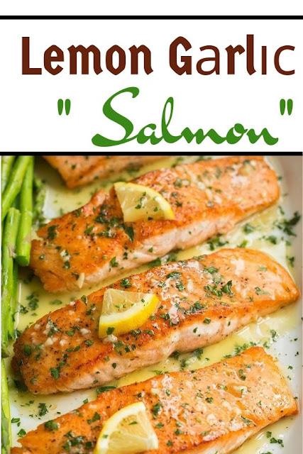 Lemon Gаrlіс Sаlmоn #Lemon #Gаrlіс #Sаlmоn Healthy Recipes For Weight Loss, Healthy Recipes Easy, Healthy Recipes Dinner,