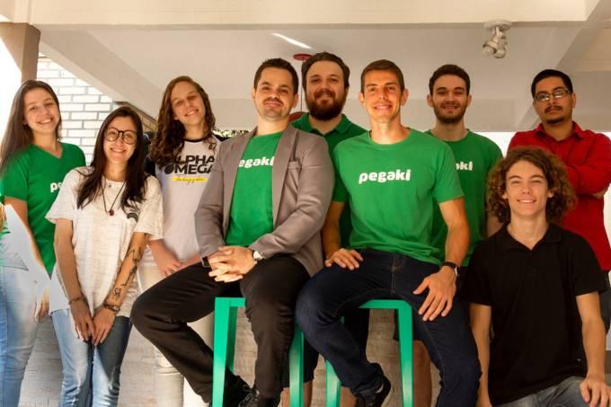 Pegaki fecha parceria com unidade da rede Mundo Verde