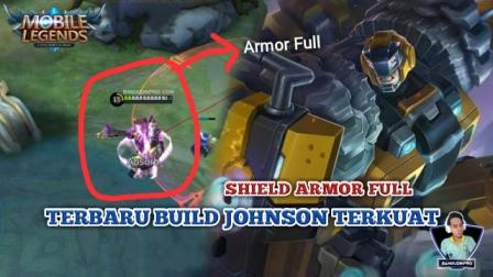 Build Hero Johnson Terkuat