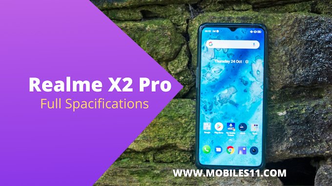 Realme X2 Pro Full specifications, Features & Prices in India