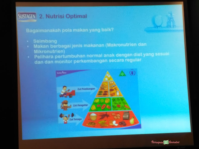 nutrisi optimal anak