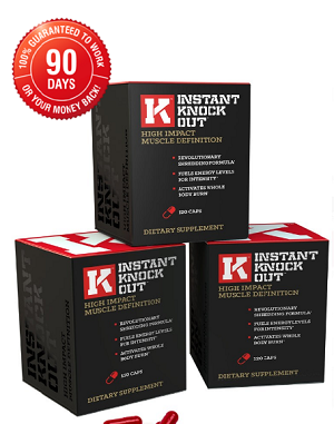 Comprar Queimador de Gordura Instant Knockout