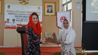 Pengurus Dekranasda Kota Mojokerto 2018-2023 Dikukuhkan