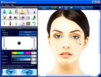 Download PhotoInstrument 7.4.822 Portable