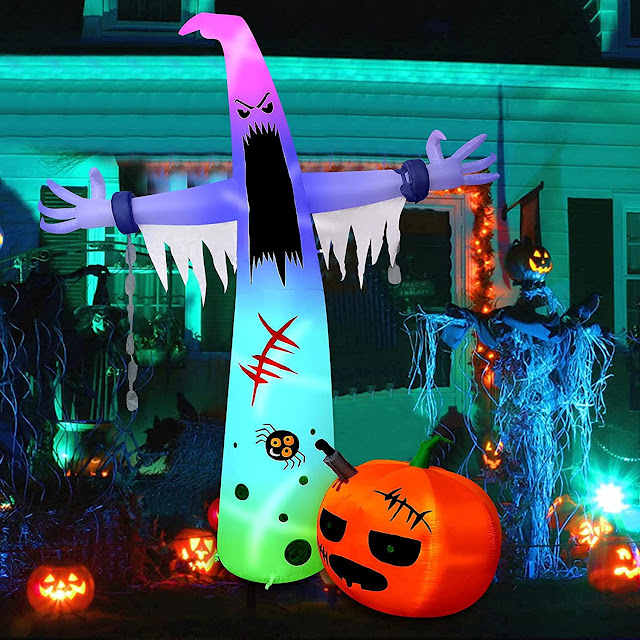 halloween inflatables decorations