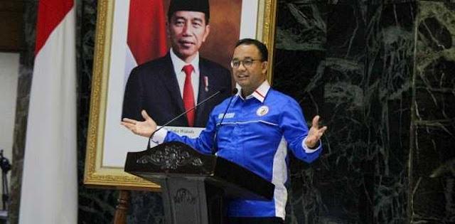 Pesan Anies Untuk Cawagub DKI Jakarta: Jangan Bawa Agenda Sendiri
