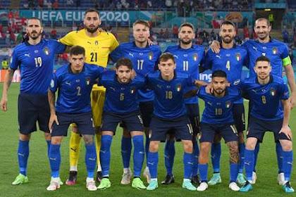 Daftar Skuad Pemain Timnas Italia Terbaru [EURO 2021]