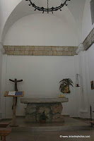 Foto's van Israel: Het Karmelieten klooster Muhraka