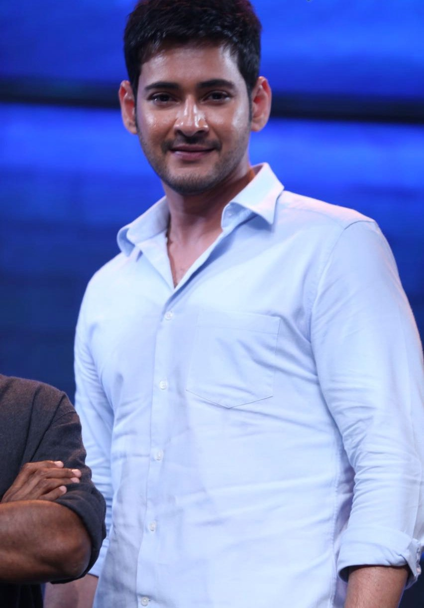 Mahesh Babu At Spyder Audio Release Function