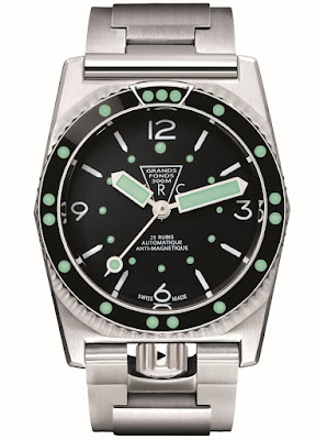 The Grands Fonds 300 watch Re-edition 2015