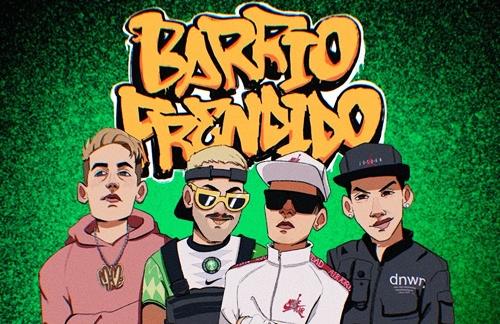 Barrio Prendido - Nestor En Bloque & The La Planta & Marka Akme & Momo Lyrics