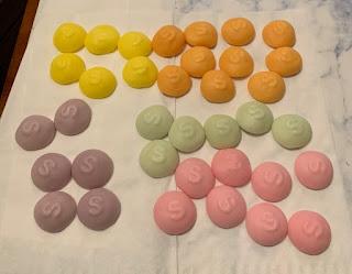 New Skittles Fruits - Squishy Cloudz
