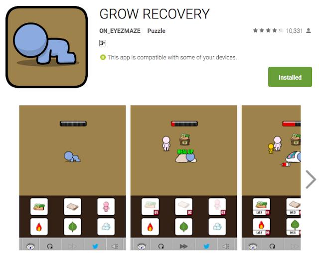 aplikasi games android lucu