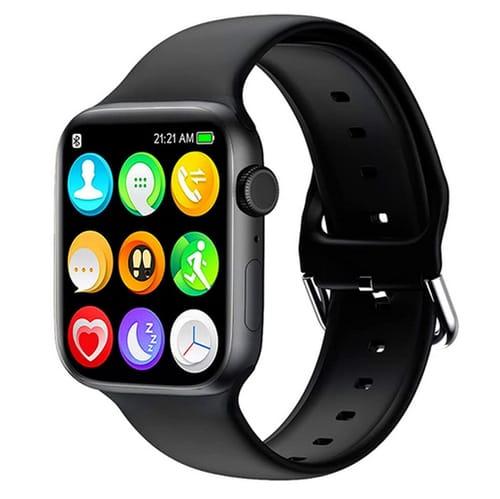 HCHLQL 1.75 Inch Touchscreen Fitness Tracker Smartwatch