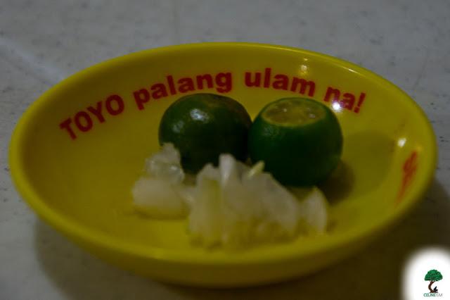 pinoy dipping sauce