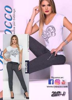 Catalogo ryocco campaña 01 2017 | colombia