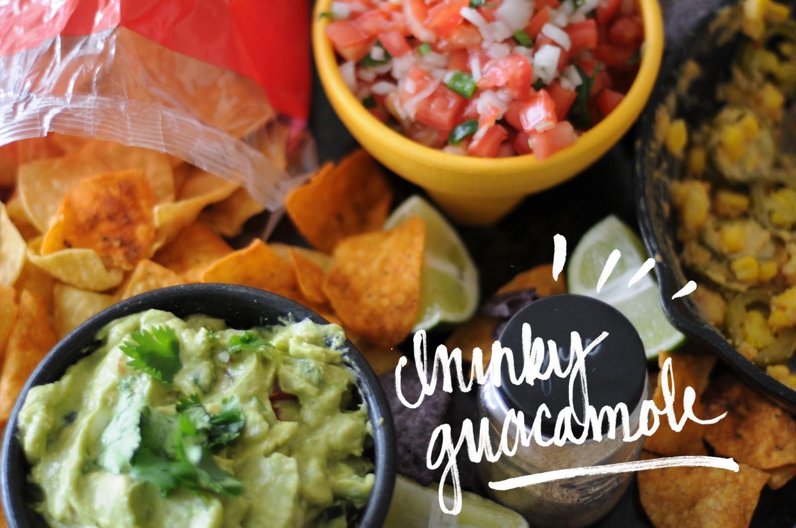 Chunky Guacamole Recipe Blog To Taste