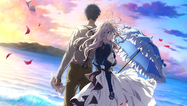 Violet Evergarden the Movie ha ganado más de 2 mil millones de yenes