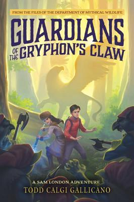 Guardians of the Gryphon's Claw book cover