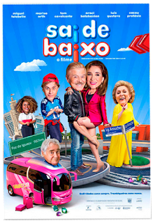 Sai de Baixo Chega em Maio aos Cinemas Portugueses
