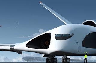 pesawat kargo supersonik yang dijuluki PAK TA