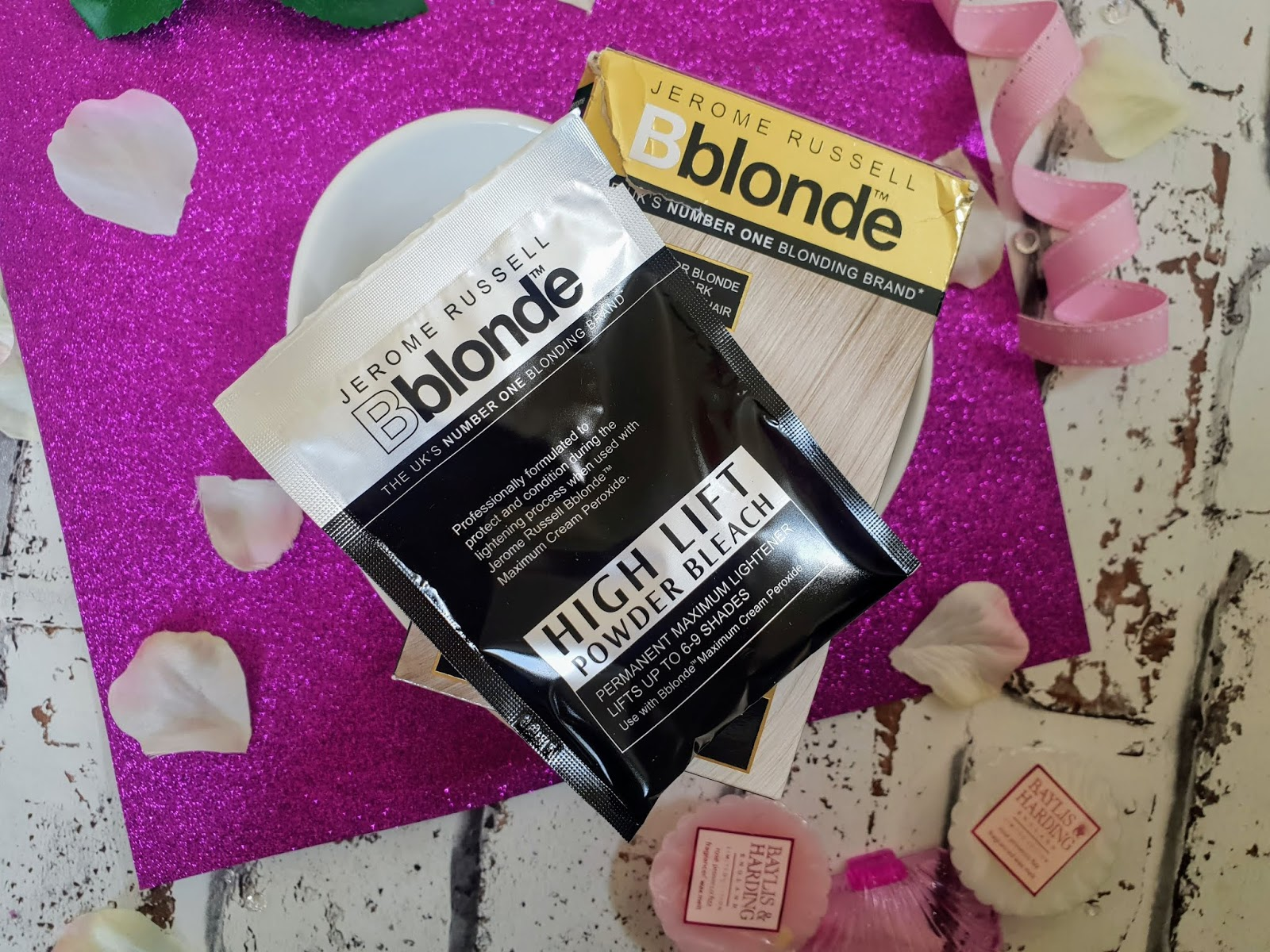 Bblonde High Lift Powder Bleach review