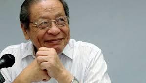 Tertanya-tanya jika ada yang berani cabaikan mulut celupar Lim Kit Siang?