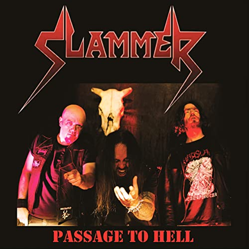 "Dissecando EP's #26: ""Passage to Hell"" (2019) - Slammer"