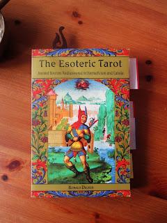 El Tarot Esotérico, Ronald Decker