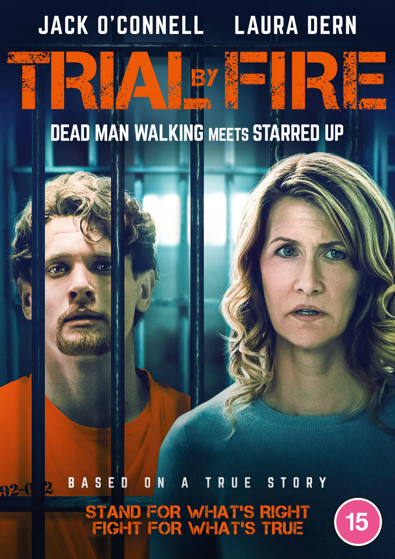 Trial by Fire dvd