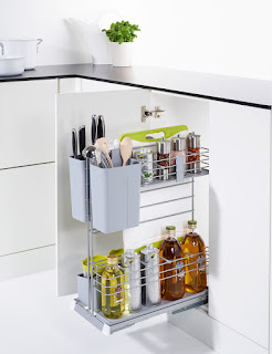 Kessebohmer Cooking Agent - Kitchen fittings